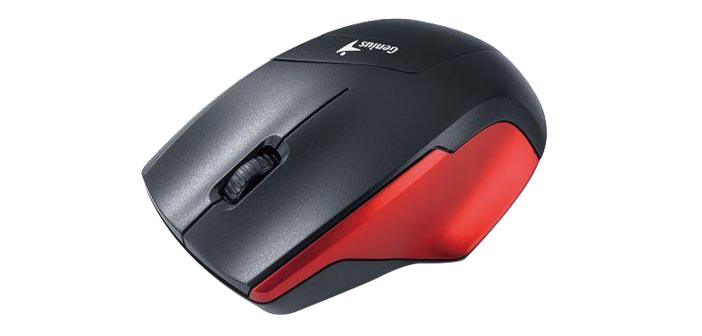 Go Wireless with the new Genius NS 6015 Mouse