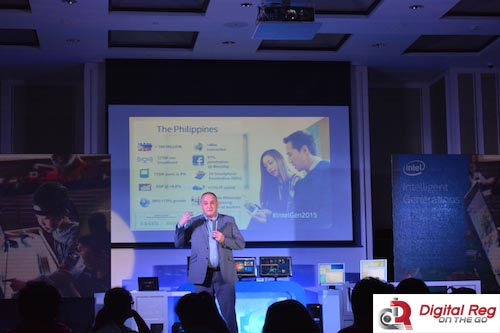 Calum Chisholm, Intel Philippines Country Manager