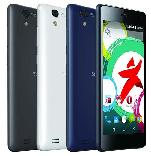 Starmobile JUMP Neo in 4 colors