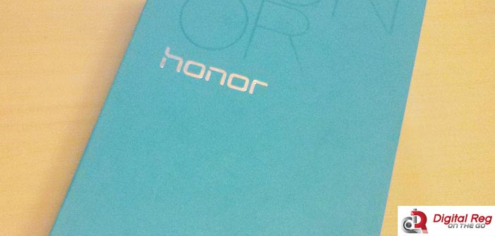 Unboxing - Huawei Honor 6 Plus