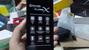 Cherry Mobile X 03