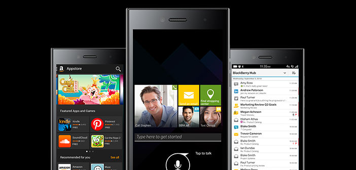 BlackBerry Leap Comes to the Philippines