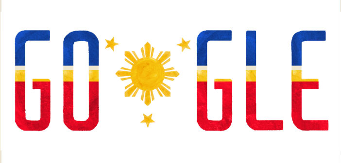 Google Pays Tribute to Filipinos with Independence Day Doodle