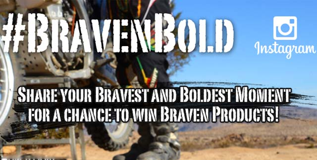 Join #BravenBold and Win Braven Prizes!