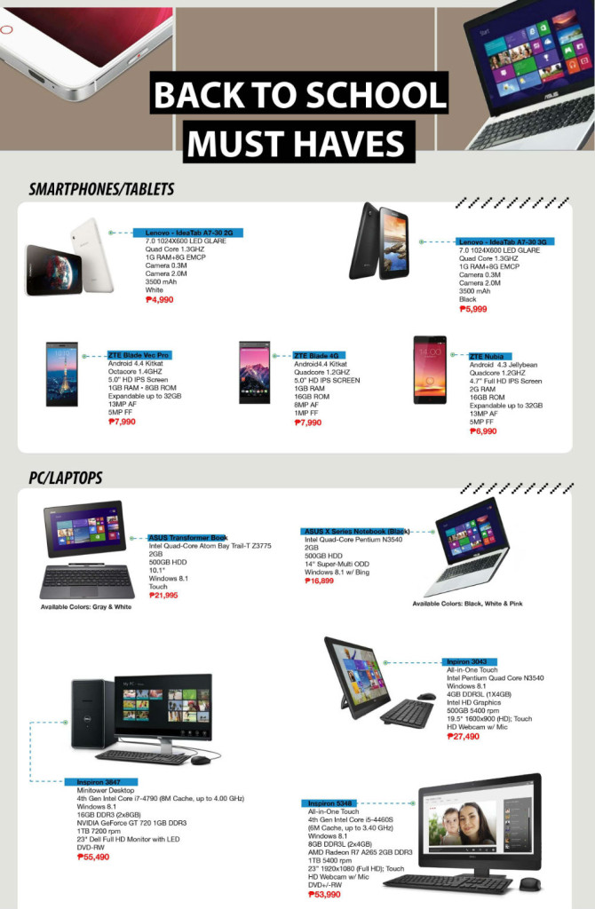 MSI-ECS Gadgets 1