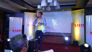 Drew Arellano, SUN's Newest Brand Ambassador