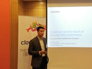 Mr. Jonathan Limbo, Country Manager - Sales and Business Development, Cloudera