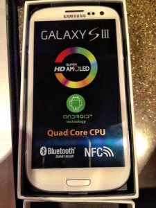 My Samsung Galaxy S3
