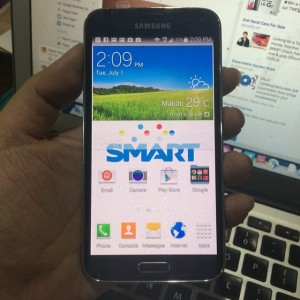 Samsung Galaxy S5 Smart