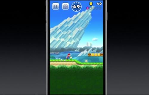 Image taken from the Apple Keynote