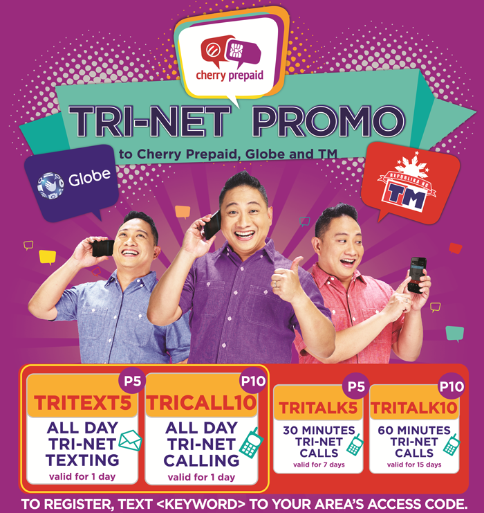 Get Unlimited Texts and Calls Through Cherry Prepaid's Promos • DR
