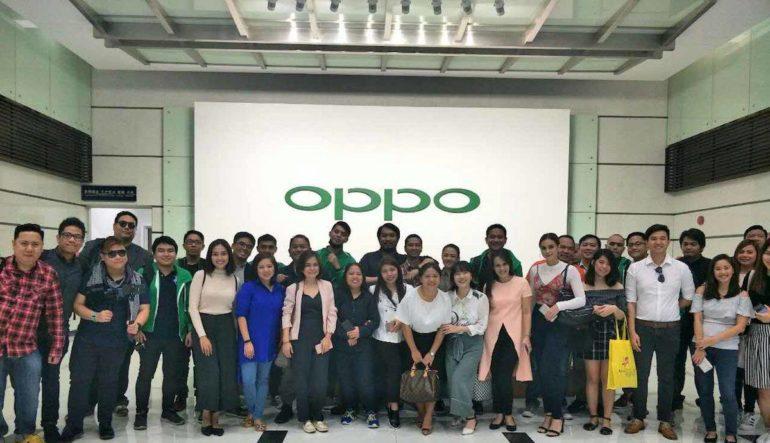 OPPO Factory Tour