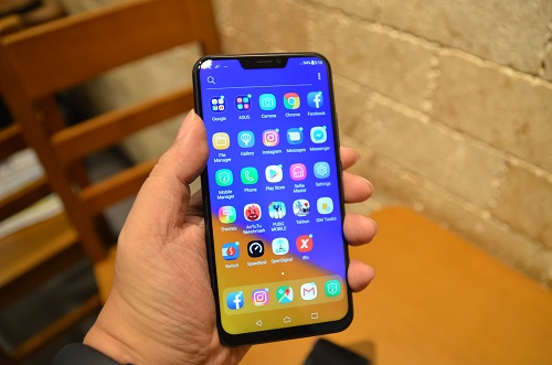 The ZenFone 5 Is Filled With AI Features Which I Noticed En Vogue In Current Smartphone Models Havent Really Observed On These But Will Review It