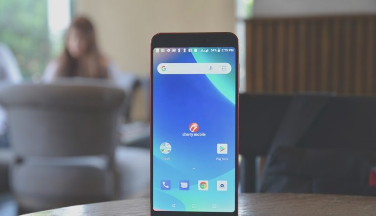 Cherry Mobile Flare P3 Plus Review: 6-Inch Display with Android Go