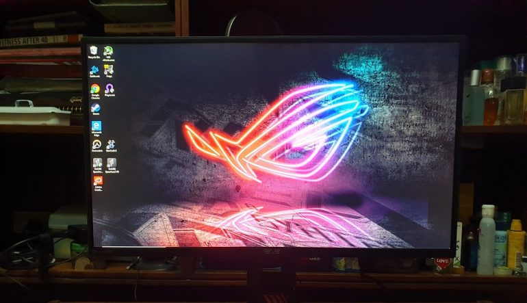 ASUS ROG Swift PG258Q Review: Ahead of its Time? • DR on the GO