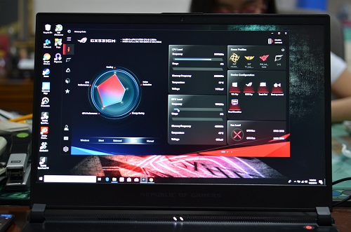 ASUS ROG Zephyrus S GX531 Review: Lean but Mean • DR on the GO