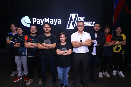 PayMaya Strengthens Support for the Gaming Community with The