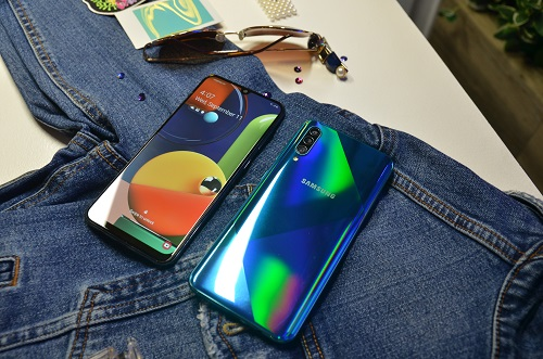 Image result for Samsung Galaxy A50s