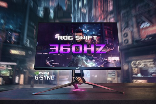 ROG Swift 360Hz G-SYNC Monitor
