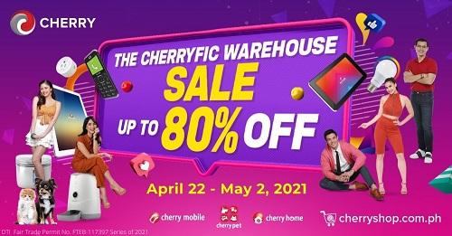 Cherryfic Warehouse Sale